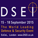 Biggest ever DSEI opens doors to the world's defence and security community