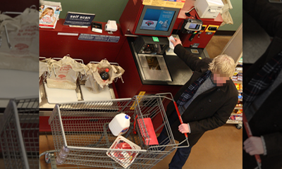 Retail security: securing self-service checkouts