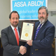 PROMETAL Doorset achieves Fire Certification