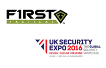 First Tactical to exhibit at the UK Security Expo