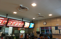 McDonald's turns to Hikvision for Security