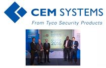 CEM Systems announces award winners