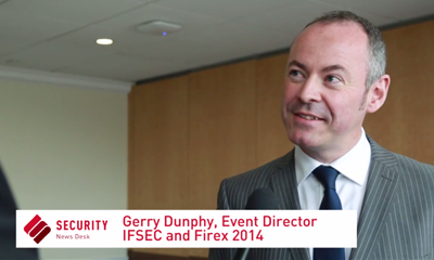 IFSEC Special, Gerry Dunphy