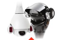 Redvision, dome camera range, IFSEC