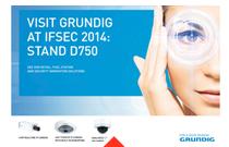 Grundig, Ifsec 2014