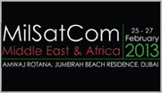 MilSatCom Middle East and Africa 2013