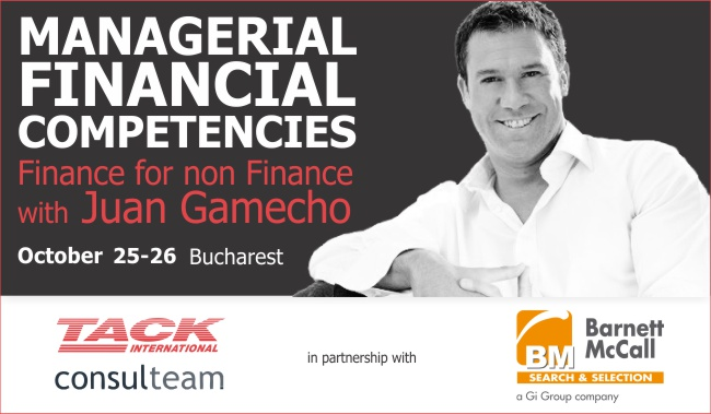 Managerial Financial Competencies