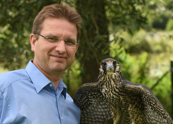michael lierz 2017 lafeber avian practitioner of the year