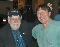 Drs. James Harris and Tom Tully