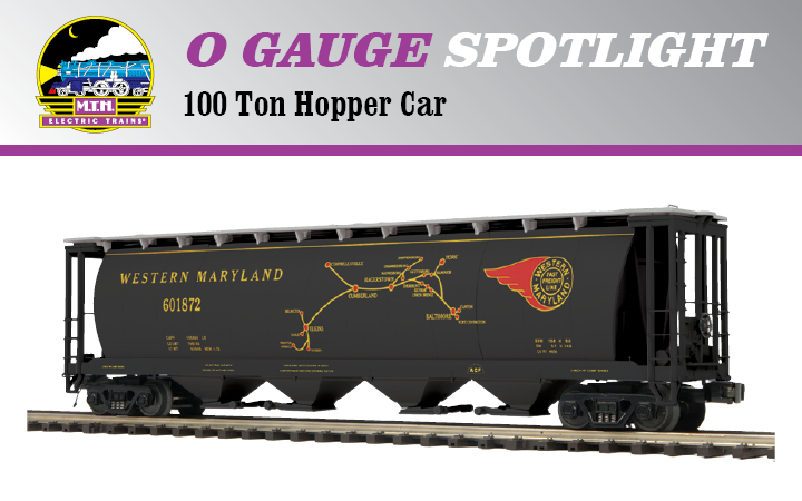MTH Electric Trains MTHRRC Newsletter - October 24, 2018