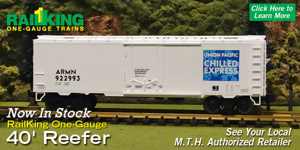 MTH Electric Trains MTHRRC Newsletter - August 24, 2016