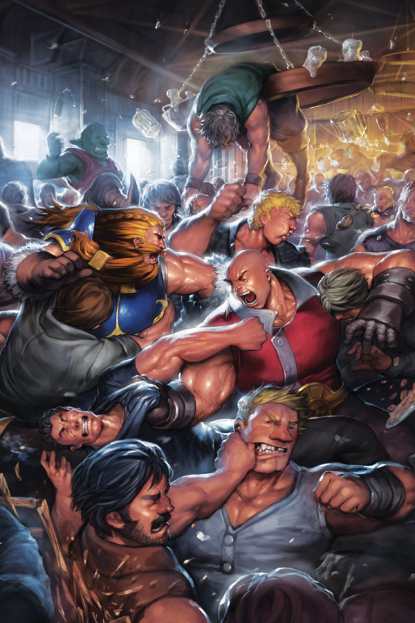 cover of Skullkickers #18
