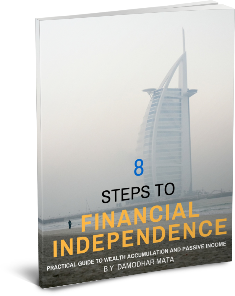 Free Ebook - 8 steps to Financial Independence