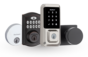 Sign Up and WIN! Kwikset Products