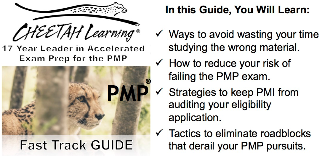 Free Pmp Smart Start Guide
