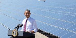 Obama Solar Energy Speech