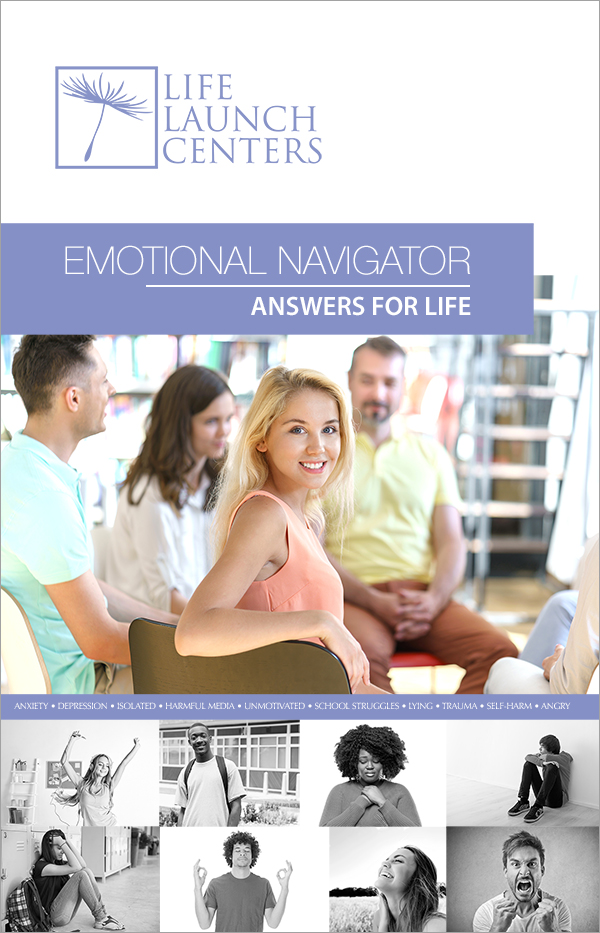 Emotional Navigator© Cover