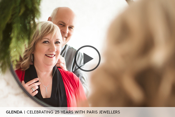 Glenda - Celebrating 25 years with Paris Jewellers