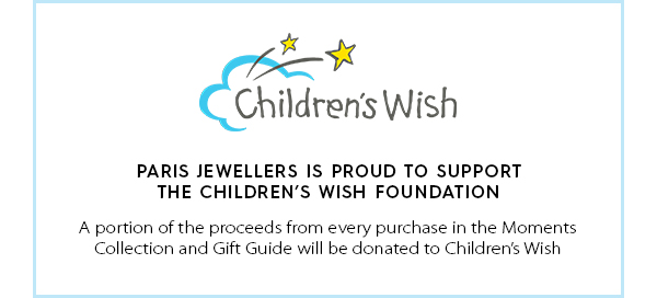 Supporting the Children's Wish Foundation