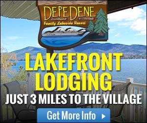 Lakefront Lodging At Depe Dene Family Lakeside Resort! See the deal >>