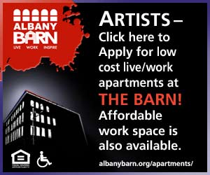 Click here to apply for low cost live/work space at The Barn >>
