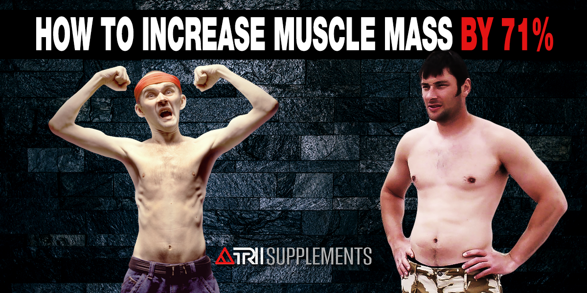 muscle building workouts Archives - Trii Supplements