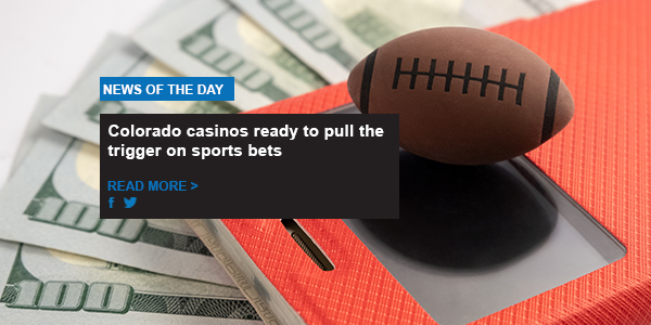 Colorado casinos ready to pull the trigger on sports bets