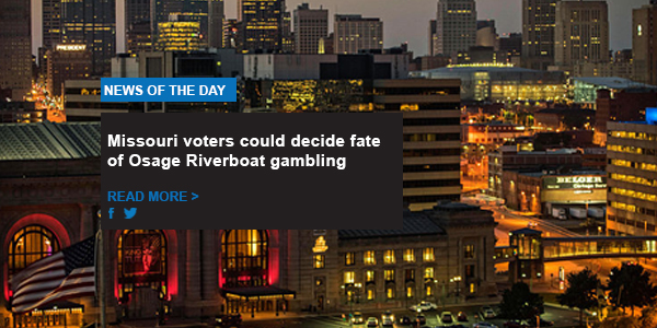 Missouri voters could decide fate of Osage Riverboat gambling