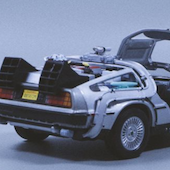 Go 'Back to the Future' at CoinGeek London After-Party