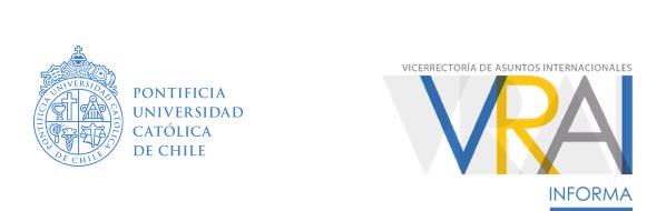 VRAI Informa 5 | Oportunidades para alumnos UC