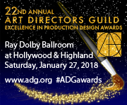 ADG Awards Advertisement