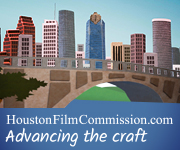 Houston Film Commission Advertisement
