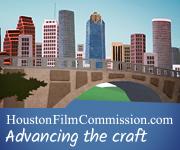 Houston Film Commission Advertisement