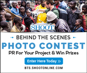 SHOOT BTS Photo Contest Image