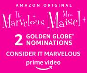 Amazon Prime Video FYC Advertisement