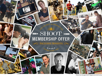SHOOT Membership Advertisement