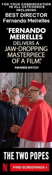 Netflix FYC Advertisement