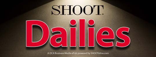 SHOOT Dailies Folio