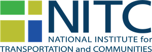 Logo for National Institute for Transportation and Communities (NITC)