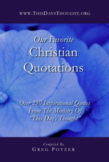 "Cover of ""Our Favorite Christian Quotations"""